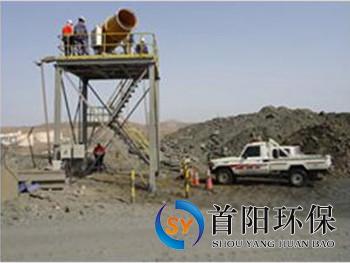 千亿国际_LHTW70型高塔式除尘风送喷雾机